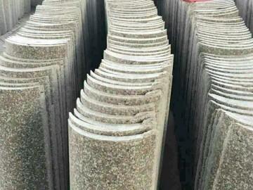花岗岩圆柱 三拼四拼 空心柱-- 新登陆石材