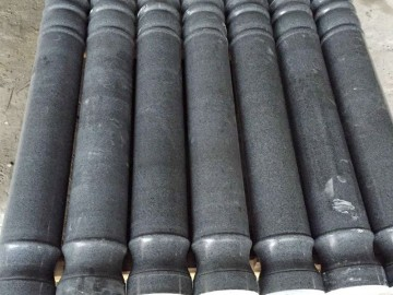 654#墓碑石配套栏杆-- 福建非凡石材
