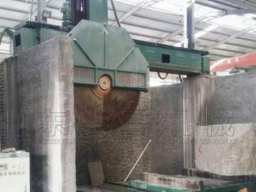 桥式液压锯石机 全自动石料切石机HQD-180S石材改石机