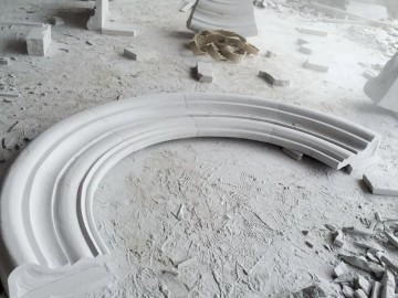 弧形线条-- 华恒石材有限公司