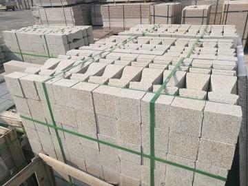 水头便宜的石材栏杆现货供应