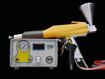 实验静电喷枪CQ-SJ5,粉末静电喷枪