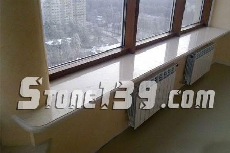 北方室内石材窗台板(带暖气罩)的装修施工工艺介绍