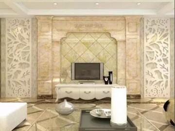家装电视背景设计图 效果AS-004