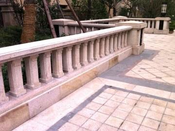 花岗岩栏杆护栏装饰