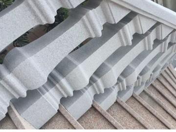 安海石材栏杆供应
