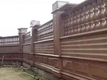 石材围墙栏杆供应