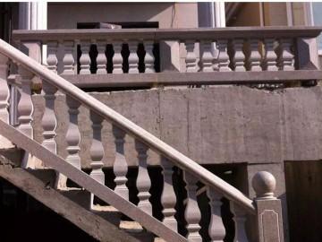 晋江石狮石材栏杆护栏供应