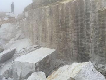 江西珍珠白花岗岩矿山荒料供应
