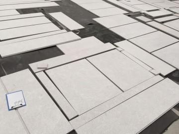 福建珍珠白大板加工