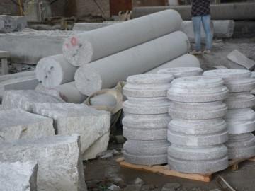 南安石井圆柱厂家供应实心圆柱全套产品-- 鸿翔圆柱