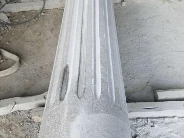 厦门花岗岩罗马柱-- 鸿翔圆柱