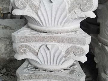 石材罗马柱柱帽