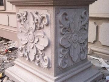 花岗岩方柱