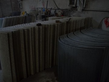 石材圆柱弧形板批发 花岗岩空心柱-- 鸿翔圆柱
