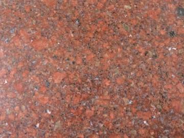 珍珠红花岗岩