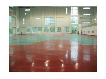 硅PU球场跑道 球场跑道施工 承接球