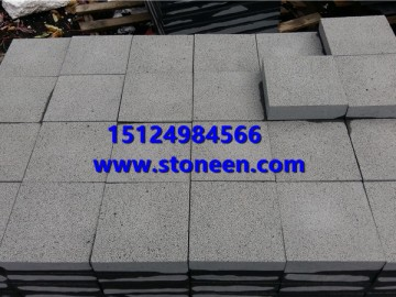 中国黑石材地铺石