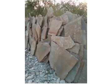 文化石、蘑菇石、碎拼石、黄木纹