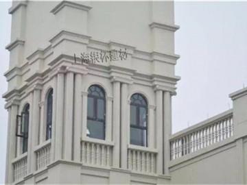 上海GRC外墙报价 银杯供 GRC外墙装饰工程报价