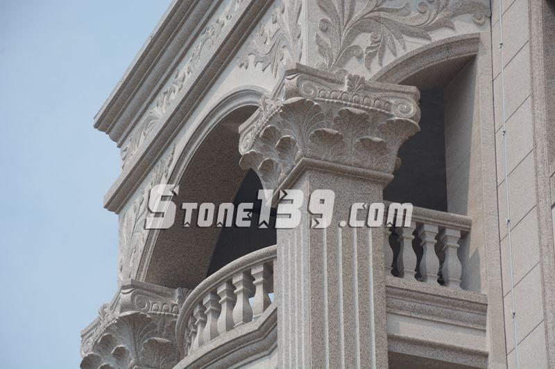 欧式拱门正面贴图