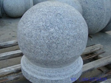 挡车圆球-- 山东君兴石材