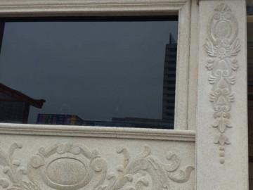 外墙石材窗套浮雕系列