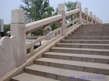 五莲红桥栏杆-- 山东君兴石材