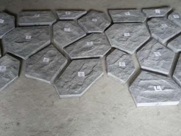 不规则多边形石材拼板-- 长泰县胜达石材