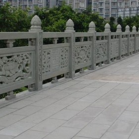 青石 栏杆 石雕栏杆