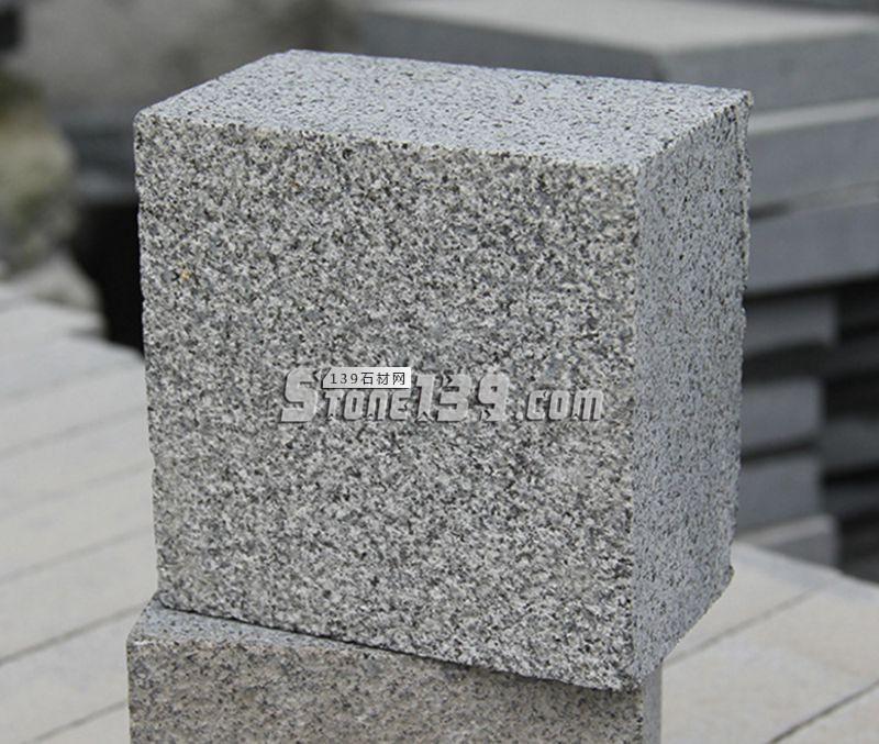 芝麻灰 G655 小方块-- 长泰敏艺石材