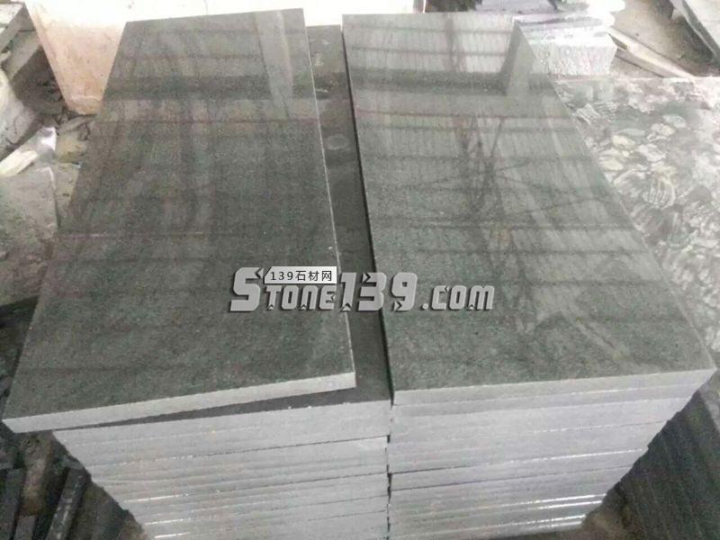 芝麻黑 G654 光面成品 规格板