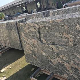 河北 浪淘沙 五彩石 台面板