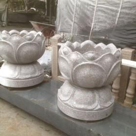 园林雕刻 石雕花盆 花坛