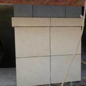 黄金麻外墙干挂板供应