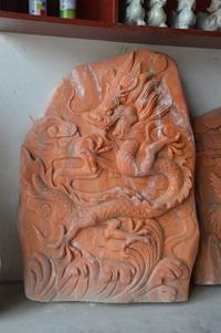园林石雕工艺品 园林南召产地 造型逼真,手法圆润细腻-- 银河石材厂