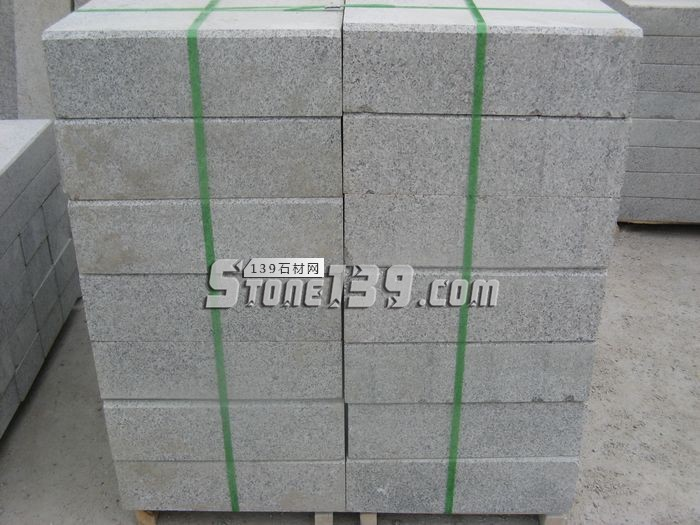 五莲花路沿石成品打包批发-- 超博石材有限公司