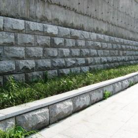 五莲花蘑菇石 墙面石材