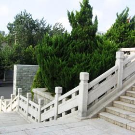 五莲花栏杆石 护栏石供应