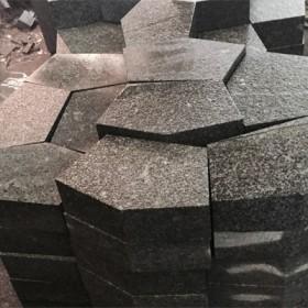 河北黑 地板砖成品 地铺石材