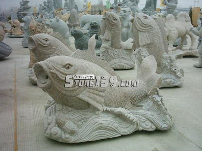 惠安石雕 动物雕刻供应-- 惠安海盛石刻