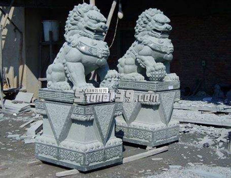 惠安石材雕刻 石狮子供应-- 惠安海盛石刻
