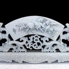 惠安石雕 龙图腾雕刻装饰产品