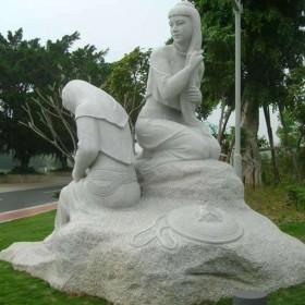 人物艺术雕刻 惠安石材雕刻