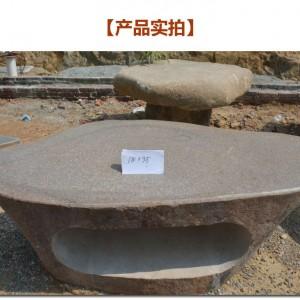 腾翔石趣石桌配四把石椅