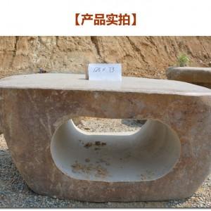 石桌子配四把石凳