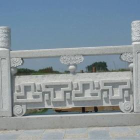 石材雕刻栏杆护栏石供应