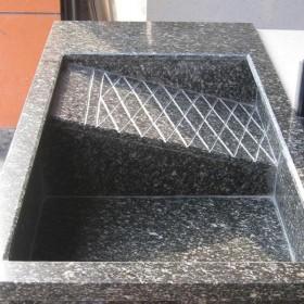 石材洗衣池供应 配搓衣板
