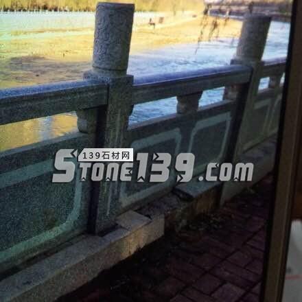 石材栏杆 花岗岩护栏石