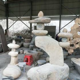 园林庭院石灯笼